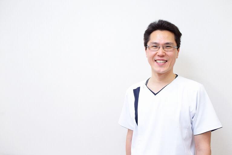 白河俊栄医師