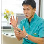 山岡洋医師